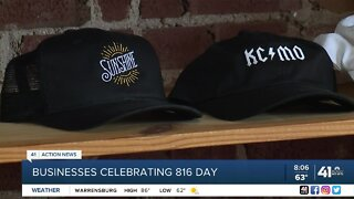 """816 Day"" celebrated in Kansas City"