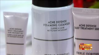 Zits Happen! Fighting Acne with Merle Norman