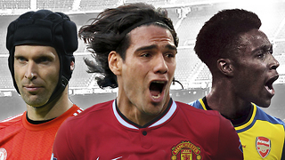 Deadline Day Transfer Talk | Man Utd sign Radamel Falcao! - Video