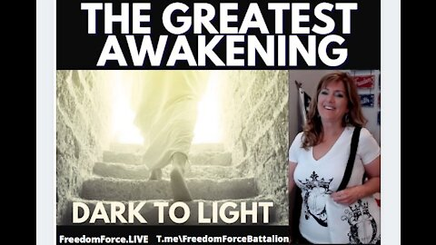 THE GREATEST AWAKENING! TRUMP EASTER COMMS. COUNTING THE OMER 4-4-21