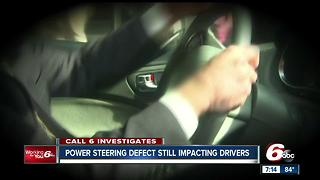 CALL 6: Bloomington driver crashes car because of power steering defect - Video