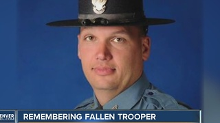 Fallen CSP Trooper Cody Donahue called 'honest, kind, honorable;' funeral services 11 a.m. Friday - Video