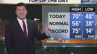 13 First Weather for Dec. 15 - Video