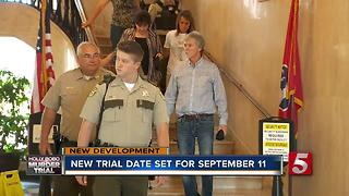 Holly Bobo Trial Delayed Until September - Video