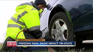 AAA preps ahead of winter storm - Video