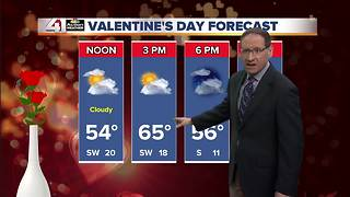 Jeff Penner Monday Afternoon Forecast Update 2 12 18 - Video