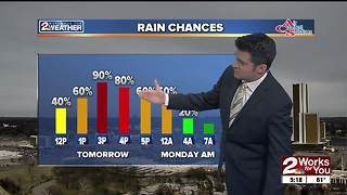 Saturday Night Forecast - Video