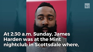 James Harden Under Police Investigation After Nightclub Incident