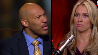 "LaVar Ball GOES OFF on Female Reporter Kristine Leahy: ""Stay In Your Lane!"" - Video"