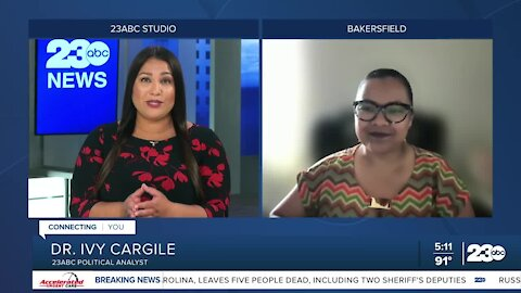 23ABC Interview: Dr. Ivy Cargile analyzes the president's speech