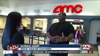 AMC FOUR MILLION DOLLAR RENOVATION OPENS IN  BAKERSFIELD - Video