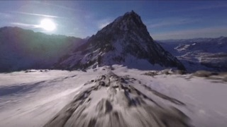 Incredible Aerial Footage of Swiss Alps Almost Looks Like CGI - Video