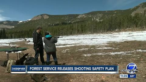 Draft proposal reveals restrictions on recreational shooting in Arapaho, Roosevelt National Forests