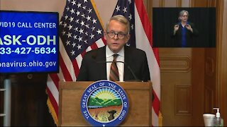 Ohio Gov. DeWine issues statement after President Trump and first lady test positive for COVID-19