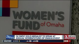 Olympic gymnast to speak at Women's Fund of Omaha Annual Luncheon