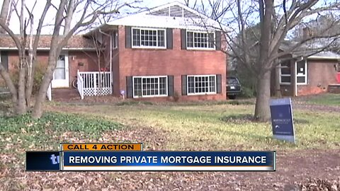 Call 4 Action: Removing private mortgage insurance
