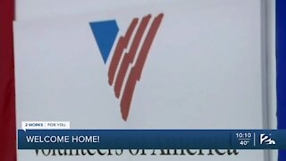 Tulsa's homeless veterans move home