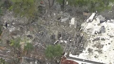 Chopper: Gas explosion at South Florida shopping center injures at least 20 people, fire rescue says