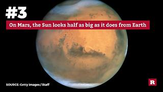 Getting to know the red planet | Rare News