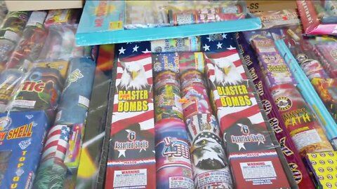 Rising sales - and complaints - about summer fireworks