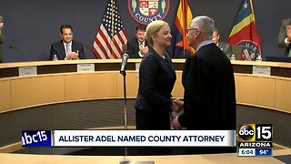 Allister Adel named Maricopa County Attorney