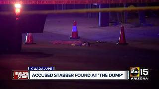 Woman stabbed multiple times in Guadalupe
