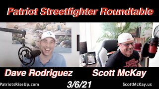 3.6.21 Patriot Streetfighter ROUNDTABLE: Scott & David Nino Rodriguez on Alliance Moves and More