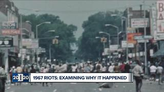 Examining why the 1967 Detroit riots happened - Video