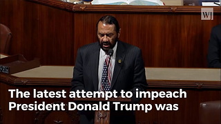 Democrat Just Tried To Impeach President Trump And It Went Even Worse Than You Could Imagine