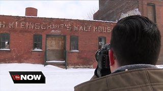 """Local photographer focuses on """"Ghost Signs"""""""