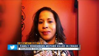 Drunk driving crash victim's family 'beyond heartbroken' - Video