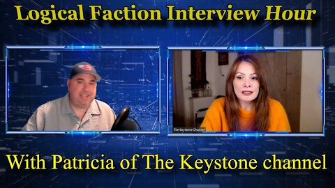 Interview with Patricia of The Keystone Channel