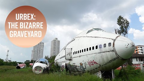 Urban Exploration: The Airplane Graveyard