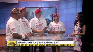 Guardian Angels becomes a fixture in Seminole Heights - Video