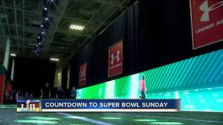 Countdown to Super Bowl Sunday - Video
