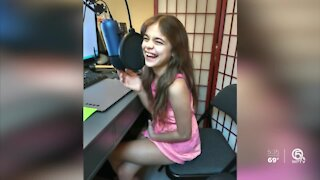 Boca Raton student becomes youngest Latinx podcaster in U.S.
