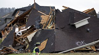 Tornadoes Tear Through The South, Killing 5 People