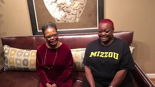 Family Reacts Ecstatically to Student's College Acceptance Letter - Video