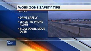The DOT talks Work Zone Awareness week
