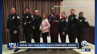 Annual West Palm Beach Police Department Awards - Video