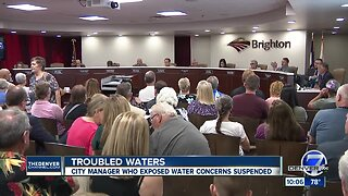 City manager in Brighton suspended