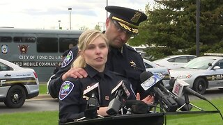 Police deliver statement from Mitch Lundgaard's family