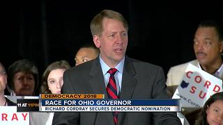 Ohio governor's race will be a 2010 DeWine-Cordray rematch - Video