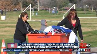 Roadrunners moving back in to their doors at CSUB - Video
