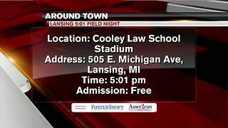 Around Town 6/5/18: Lansing 5:01 Field Night - Video