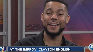 Clayton English at the Palm Beach Improv - Video