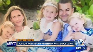 Popular Palm Beach restaurant manager Javier Gonzalez facing deportation - Video