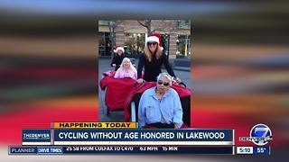 Cycling Without Age program being honored in Lakewood - Video