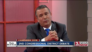 Midterms 2018: Bacon, Eastman ask each other a question - Video