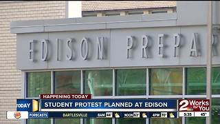 Edison students plan to walk out Wednesday - Video